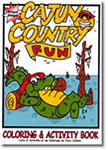 Cajun Country Fun Coloring & Activity Book